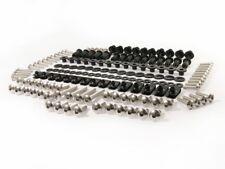 Complete Set Stainless Steel Fairing Bolt Kit Body Screws Nuts for Suzuki