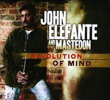 Revolution of Mind by John Elefante and Mastedon (CD, 2010) - Brand New/SS!!!