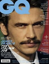 GQ Magazine Italy italia December 2017 James Franco 1 NEW