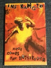 Ini Kamoze - Here Comes The Hotstepper  Cassette Single (Card Case)