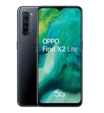 "Cellulare Smartphone OPPO Find X2 lite 5G 128GB+8GB RAM 6.4"" Moonlight Black"