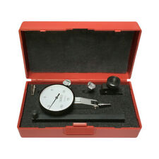 0030 Dial Test Indicator 2 Rods Dovetail Clamp Set 0005 Graduation 0 15 0
