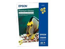 Epson Premium Glossy Photo Paper A4 PK 50 C13S041624