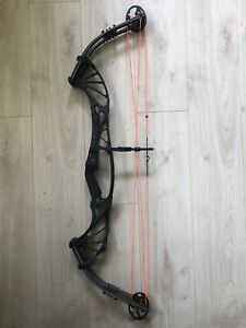 Hoyt Prevail 40 SVX - Black-Out LH  Cam #3 (29-30in)  60lbs