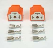 2x H4 Keramik Fassung Stecker Sockel Bulb Socket Licht Plug Umrüsten Bilux H4