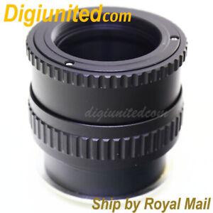 Macro Focusing M42 screw mount lens to Sony E NEX adapter helicoid 27-59 59mm