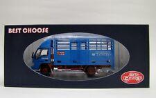 Best Choose Diecast 1/50 Isuzu Lorry (Blue)