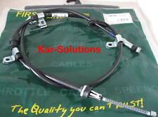 MG Rover 25 ZR Left Parking Handbrake Cable Drum Rear Brakes MGZR 200 214 216