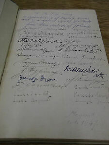 Book WWII Poland Polish Resettlement Corps Signed 78 Camp Maghull Liverpool 1947