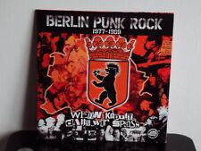 BERLIN PUNK ROCK - Wenn kaputt dann wir Spass