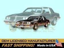 1983 Oldsmobile Hurst/Olds Decals & Stripes Kit