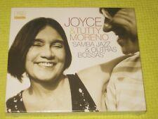 Joyce & Tutty Moreno Samba-Jazz & Outras Bossas CD Album NEW Sealed Latin Jazz