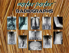 "XRAY MARKER PARKER  BADGE ""PORTRAIT""  RADIOGRAPHS"