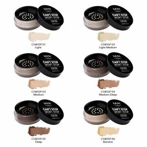 NYX Can't Stop Won't Stop Setting Powder ~ Choose Your Shade