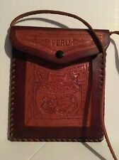 Peru Small Wallet Passport Bag