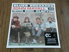 JOHN MAYALL WITH ERIC CLAPTON - BLUES BREAKERS NEW 180g LP SEALED