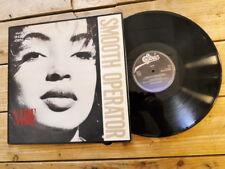 SADE SMOOTH OPERATOR NO LP MAXI 45T VINYLE EX COVER EX ORIGINAL 1984