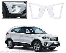Premium Quality Car Chrome Fog Lamp Cover for Hyundai Creta