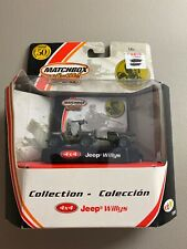 Matchbox Collectibles JEEP WILLYS!!! RARE!