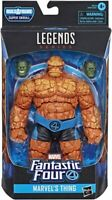 NEW MSIB Fantastic Four Marvel Legends Thing 6-Inch Action Figure by Hasbro