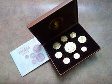 COFFRET ESSAI - EUROS POLOGNE 2004 - ORIGINAL AVEC CERTIFICAT