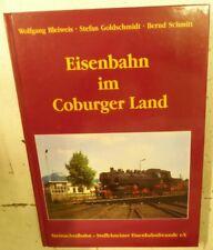 Livre Train dans Coburger Pays de Wolfgang Bleiweis Steinachtalbahn