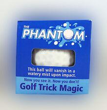 PHANTOM GOLF BALL GAG JOKE PRANK NOVELTY TRICK MAGIC TOY FUNNY GIMMICK VANISH