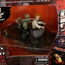 Rare CINEMA OF FEAR FRIDAY 13th FINAL CHAPTER Horror Figure Screen Grabs_NRFB