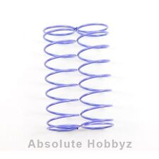 Kyosho Big Bore Front Shock Set Springs (Purple - Soft)