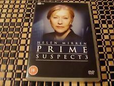DVD: Prime Suspect 3  Helen Mirren