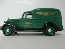 Vintage Rockford Screw Products 1936 Dodge truck cast metal bank