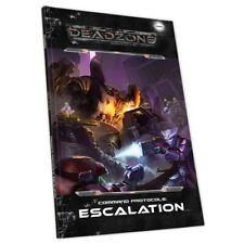 Mantic Games Deadzone Command Protocols: Escalation