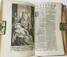 **** RARE : PARADISUS ANIMAE CHRISTIANAE - 1644 PAR LE THEOLOGIEN JACQUES MERLO