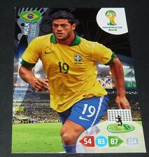 HULK BRESIL FOOTBALL CARD PANINI FIFA WORLD CUP BRASIL 2014
