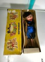 Vintage Pelham Puppet Made In England Witch