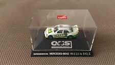 Voiture Miniature Herpa « Mercedes-Benz 190 E 2.5-16 EVO II Yacco » 1/87 TBE