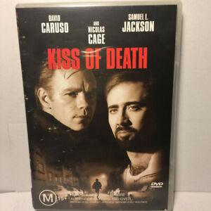 Kiss Of Death  (DVD, 1995) Region 4 PAL