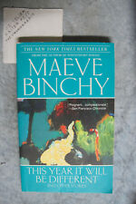 This Year It Will Be Different - Maeve Binchy OzSellerFasterPost!