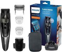 Philips BT7520/15 Series 7000 Cortapelos con sistema de vacío para recoger pelo