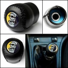 Opel Motorsport Leather Gear Shift Knob Astra Signum Vectra Combo Corsa Vauxhall