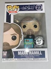 Funko Pop Icons Mark Hamill Big Bang Theory Oufit Designer Con 2019 New MiN O/H