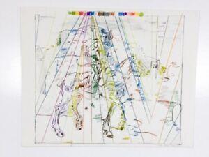 Larry Rivers Lithograph Polish Rider -Pencil Signed Ltd.Ed. 47/90 - '82