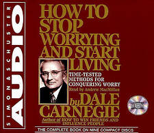 NEW How to Stop Worrying and Start Living by Dale Carnegie