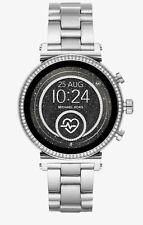 Reloj inteligente mujer Michael Kors Sofie acceso con Pantalla Táctil Reloj inteligente con diamantes