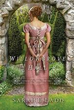 A Lady at Willowgrove Hall (Whispers On The Moors)-ExLibrary