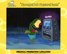 "CANDY ? ! ""THE VERY BEST""! Spongebob Prod CEL #8128"" ROCK BOTTOM"""