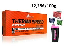 Olimp Thermo Speed Extreme - 120 Kapseln + GRATIS Bonus