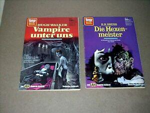 VAMPIR HORROR-Roman Nr.  1 - 100 kpl.  (Pabel-Verlag 1972 - 1981)
