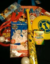 Paw Patrol Gift set. Includes reusable gift bag. Outside and inside items.