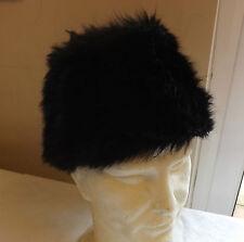 Military Boar War Era Fur Busby Guards / Lancers Hat / Helmet  (1070)
